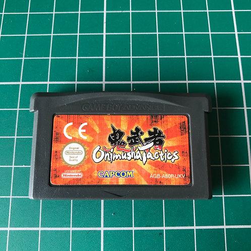 Onimusha Tactics - Gameboy Advance