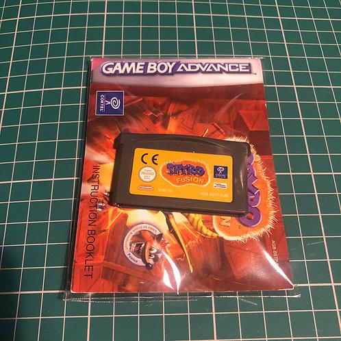 Gameboy Advance - Spyro Fusion