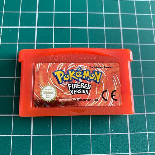 Pokemon Fire Red -  Gameboy Advance