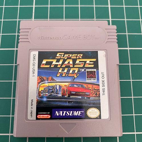 Super Chase HQ - Original Gameboy