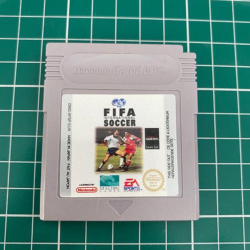 FIFA International Soccer - Original Gameboy