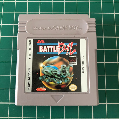 Battle Bull - Original Gameboy
