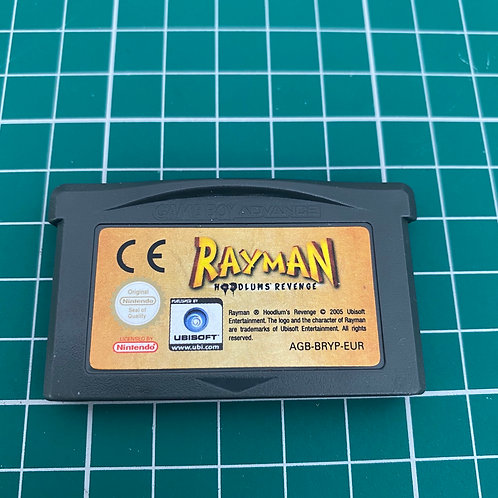Rayman Hoodlums Revenge - Gameboy Advance
