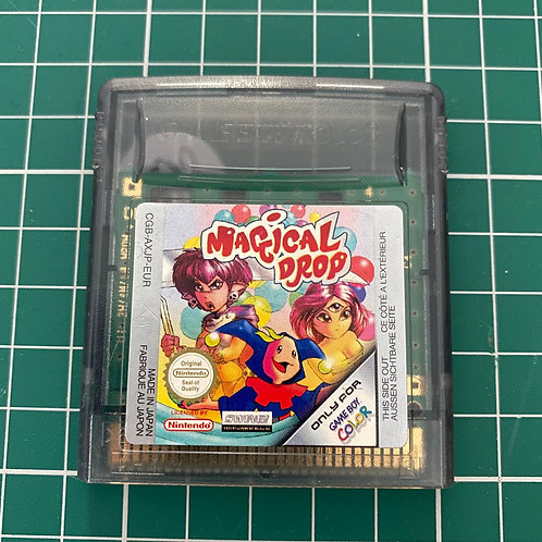Magical Drop - Gameboy Colour