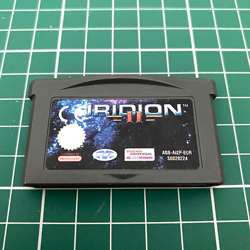 Iridion II - Gameboy Advance