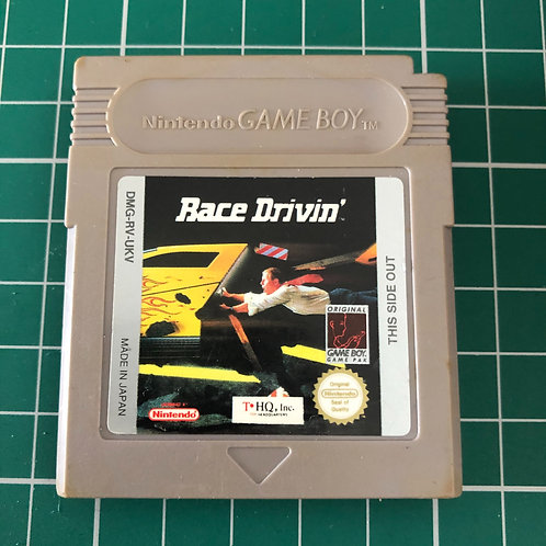 Race Drivin' - Original Gameboy