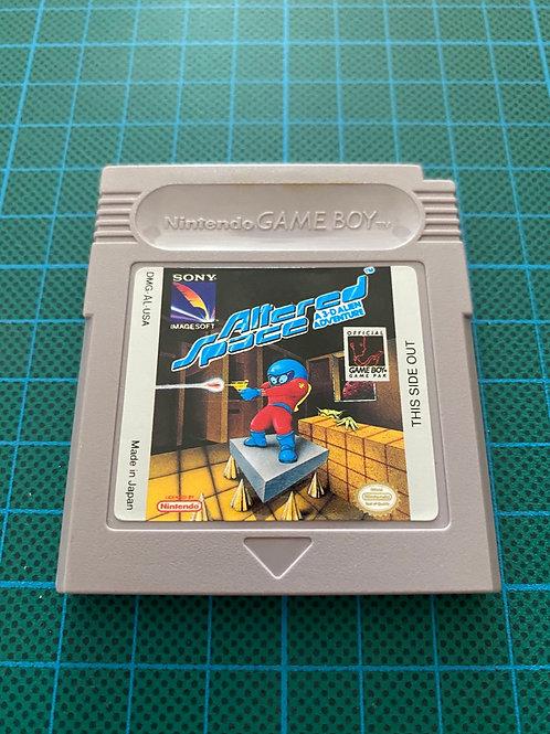 Altered Space - Original Gameboy