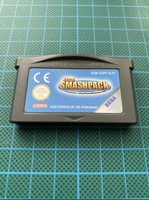 Sega Smash Pack - Gameboy Advance