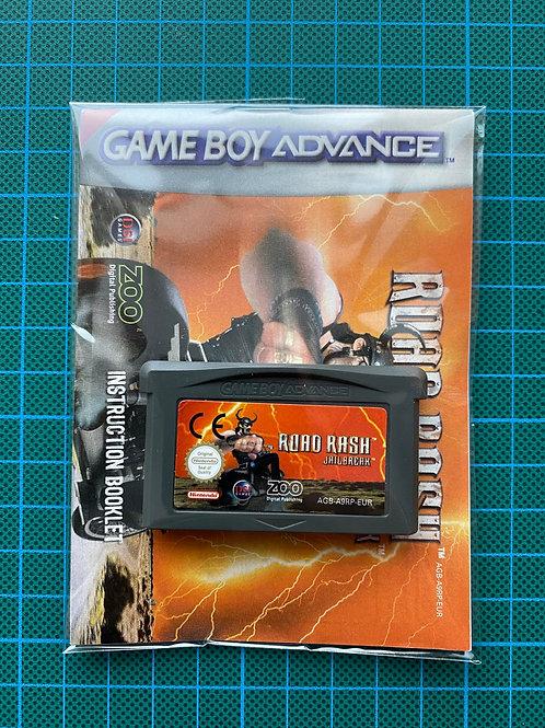 Road Rash Jailbreak - Gameboy Advance