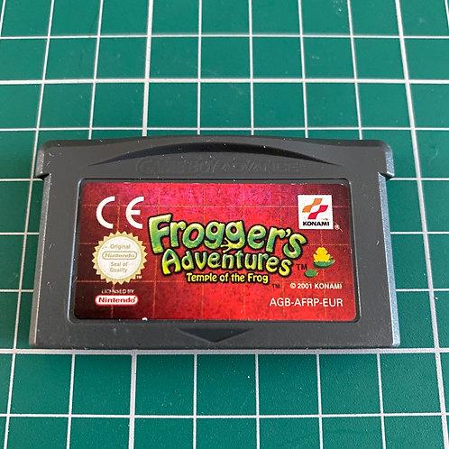 Froggers Advanture - Gameboy Advance