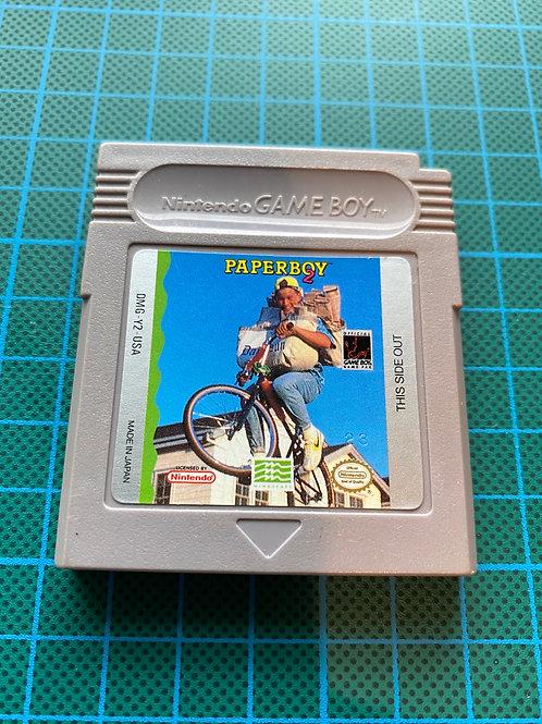 Paperboy 2 - Original Gameboy