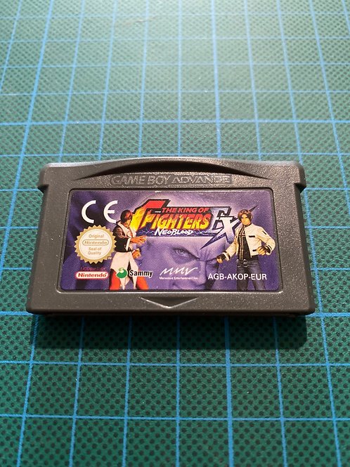 King of Fighters EX - Gameboy Advance