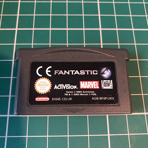 Fantastic 4 - Gameboy Advance