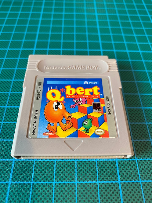 Qbert - Original Gameboy