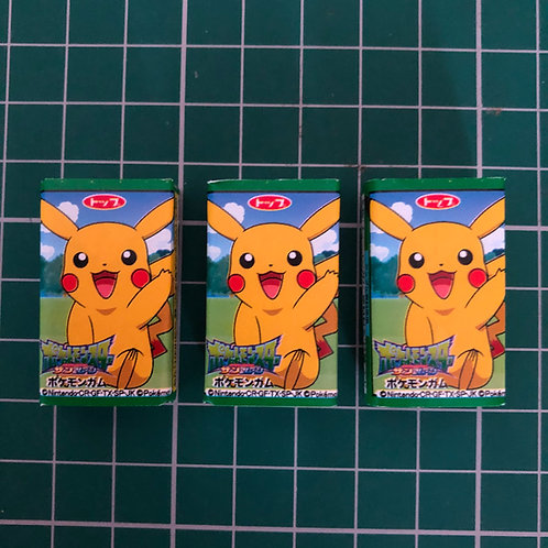 Pikachu Japanese Apple Gum