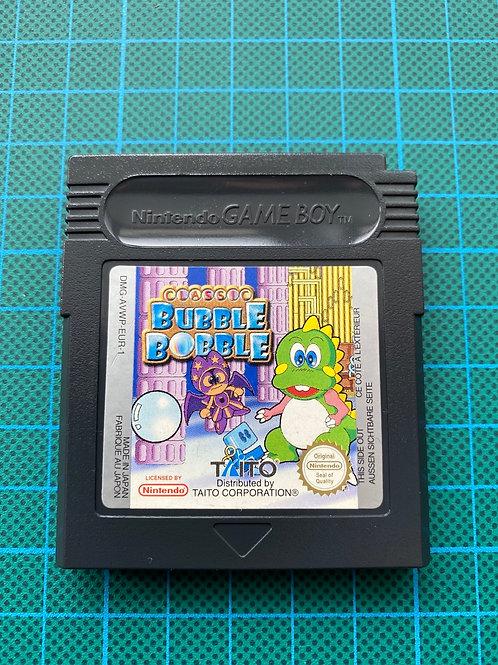 Classic Bubble Bobble - Gameboy Colour