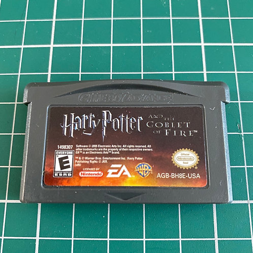 Harry Potter and the Goblet if Fire - Gameboy Advance