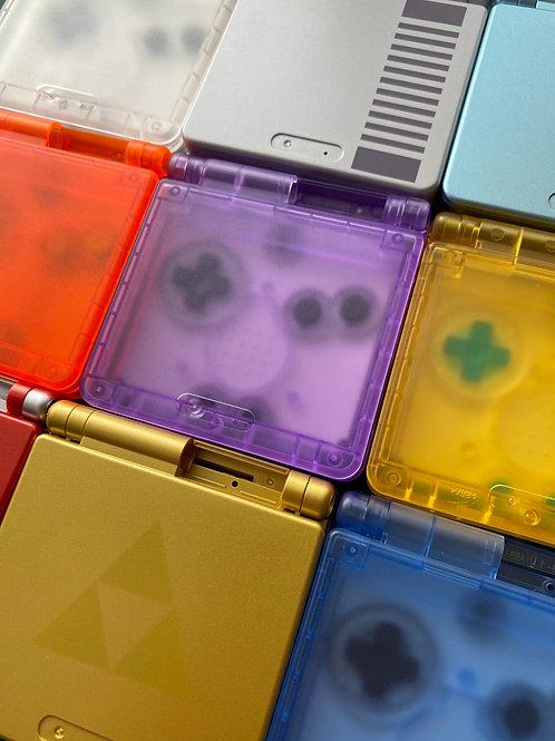 Gameboy SP Shell Kit