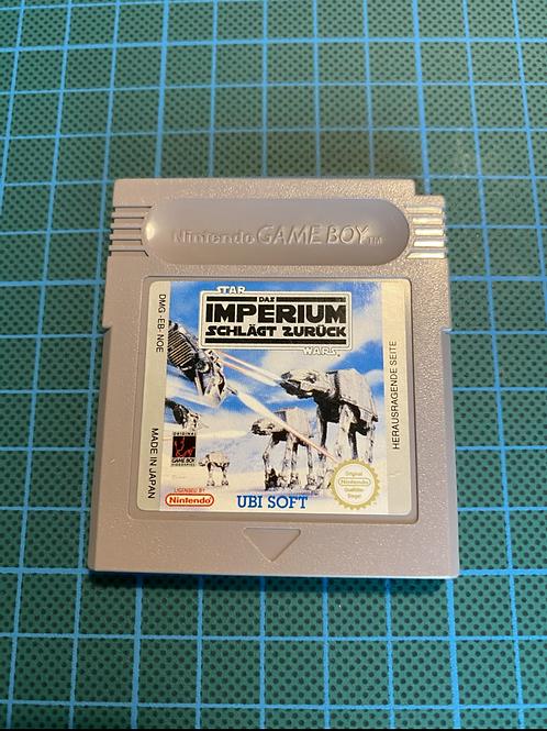 Empire Strikes Back - Original Gameboy