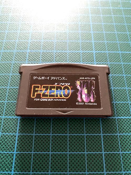 F -Zero - Japanese GameBoy Advance