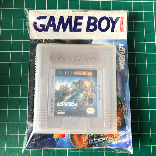 Alien Vs Predator - Original Gameboy
