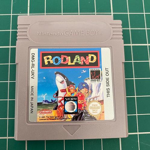 Rodland - Original Gameboy