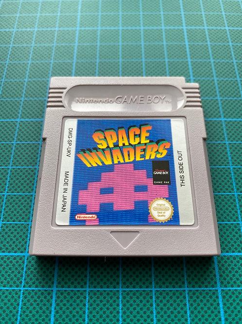 Space Invaders - Original Gameboy