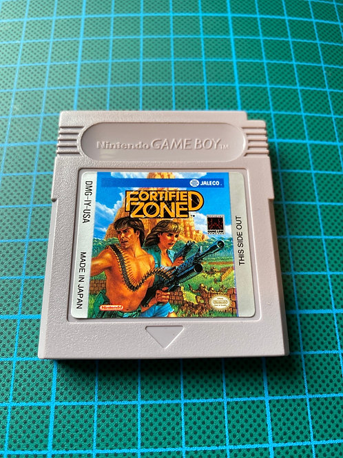 Fortified Zone - Original Gameboy