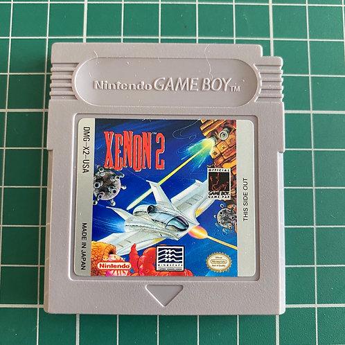 Xenon 2 - Original Gameboy