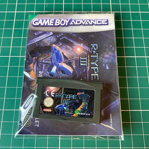 R-Type III - Gameboy Advance