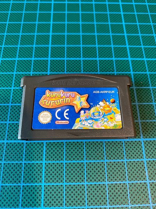 KuruKuru Kururin - Gameboy Advance