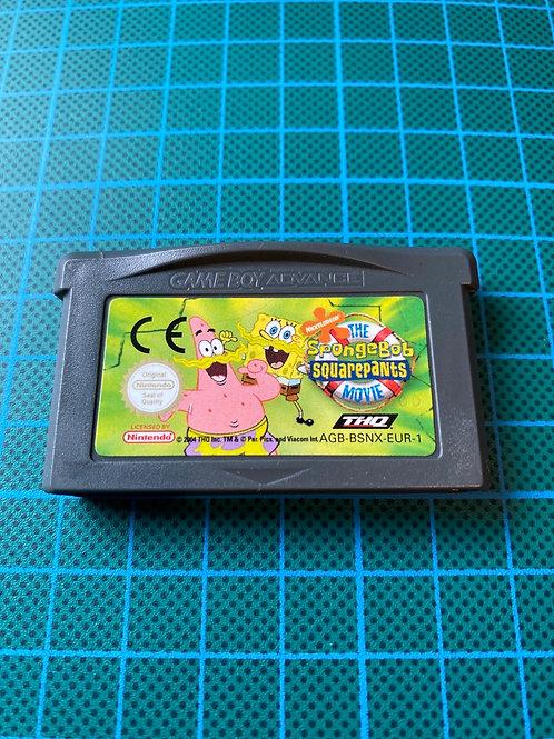 SpongeBob Square Pants the Movie - Gameboy Advance
