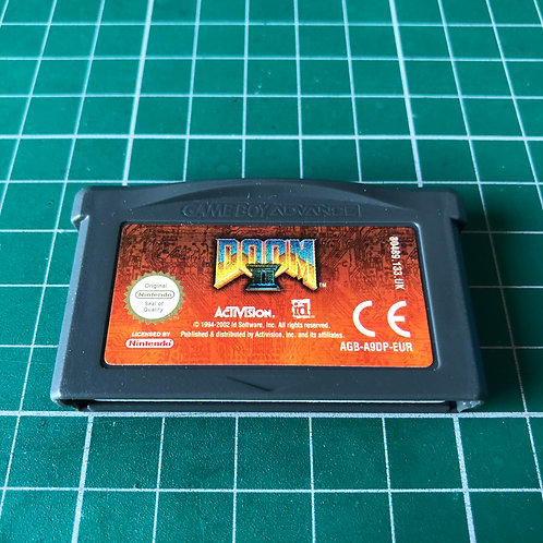 Doom II - Gameboy Advance