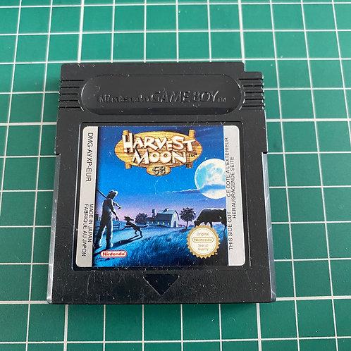 Harvest Moon GB - Gameboy Colour