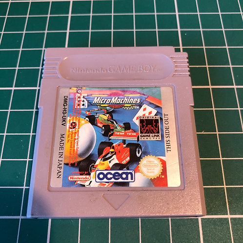 Micro Machines - Original Gameboy
