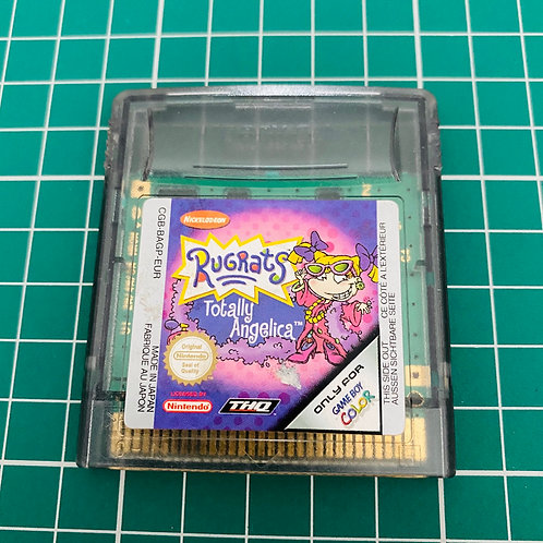 Rugrats Totally Angelica - Gameboy Colour