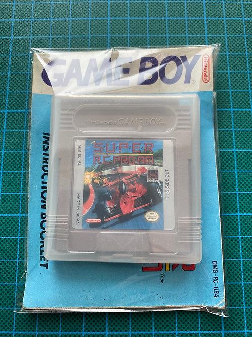 Super RC Pro AM - Original Gameboy