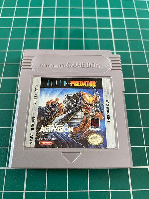 Alien Vs Predator - Original Gameboy