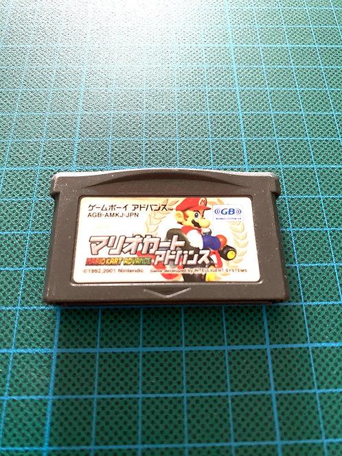 Mario Kart - Japanese GameBoy Advance