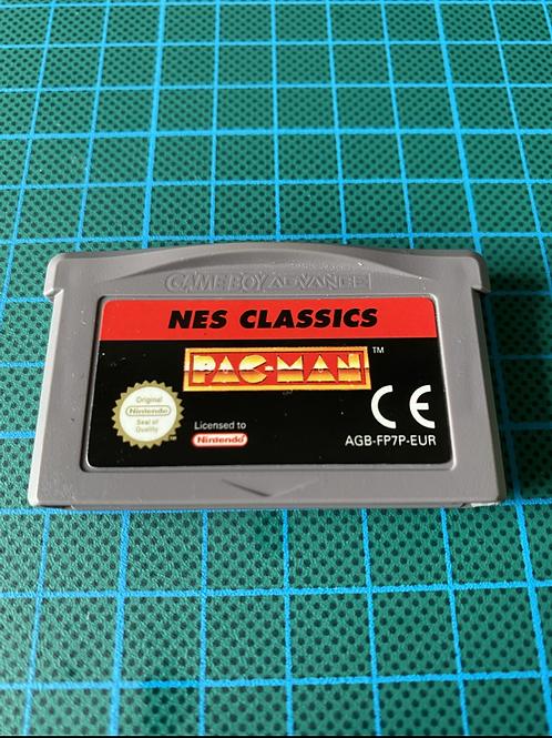 Pacman NES Classics - Gameboy Advance