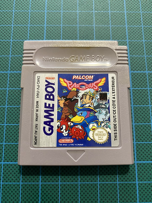 Parodius - Original Gameboy
