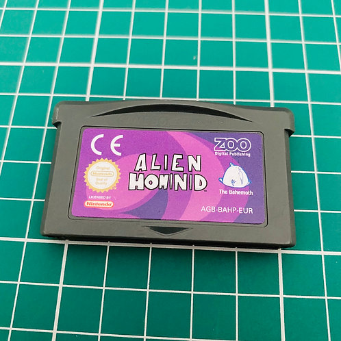 Alien Hominid - Gameboy Advance