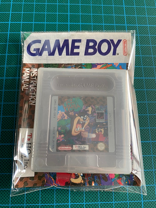 Taz Mania - Original Gameboy