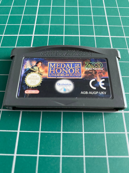 Medal of honour Underground - Gameboy Advance
