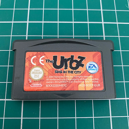 The Urbz Sims in the city - Gameboy Advance