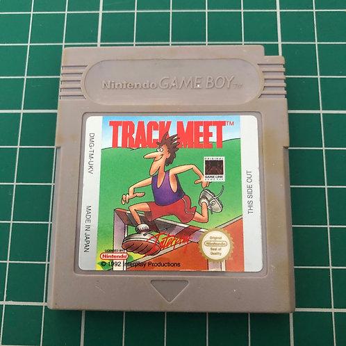 Track Meet - Original Gameboy