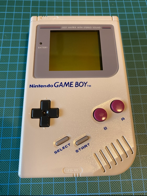 "Original Gameboy - ""The O.G.R"""