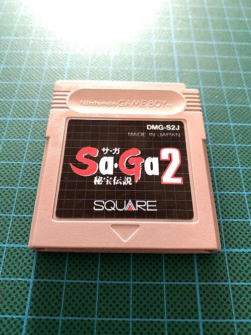 Final Fantasy Saga 2 - Japanese Original GameBoy