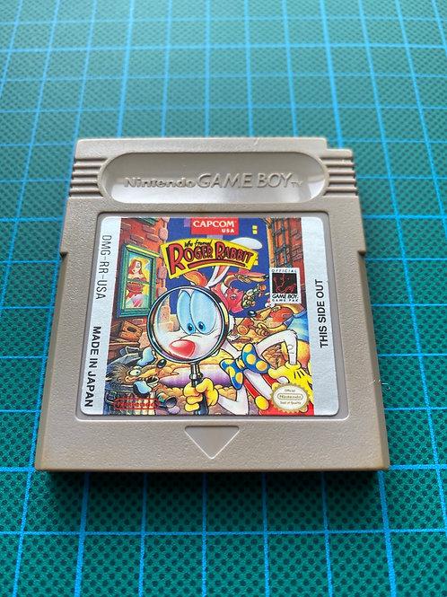 Who Framed Roger Rabbit  - Original Gameboy