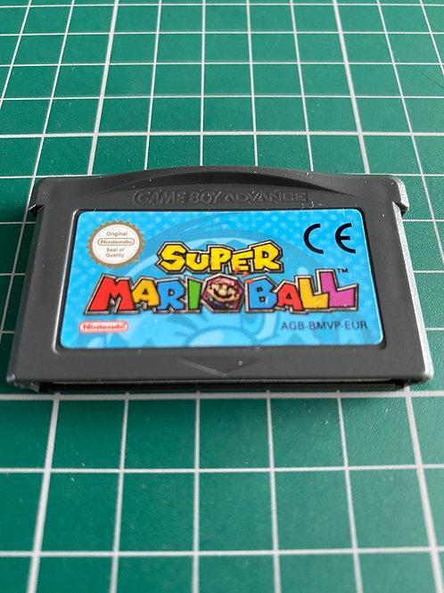 Super Mario Ball - Gameboy Advance